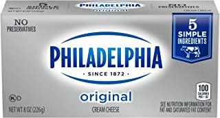 Best 8 oz pack of cream cheese Reviews