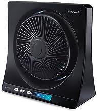 Honeywell HT354E Quietset Tafelventilator, 35 W, Zwart, 1 Stuk