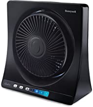 Honeywell HT354 Ventilateur de table QuietSet ultra silencieux