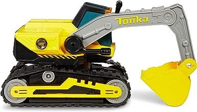 Tonka 8047 Power Movers Excavator Toy Vehicle, Yellow