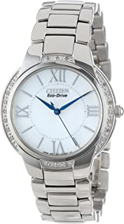 Citizen Women's EM0090-57A Ciena Eco-Drive Stainless Steel Watch