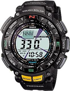 Watch Protrek Triple Sensor Tough Solar 2-tier Lcd Model Prg-240-1 Men's Watch