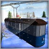 スカイトラムシミュレータ:マウンテンスキーリゾートのチェアリフトトランスポーターゲーム