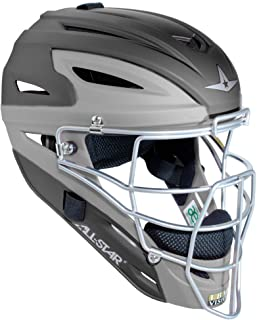 All-Star YTH System 7 Matte Catchers Helmet 16F