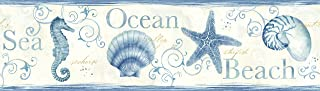 ocean themed wallpaper borders