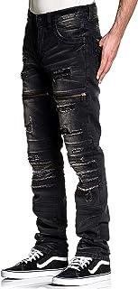 Affliction Gage Fallen Jasper Men`s Skinny Leg Fit Denim Jeans for Men