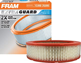 FRAM CA176 Extra Guard Round Plastisol Air Filter