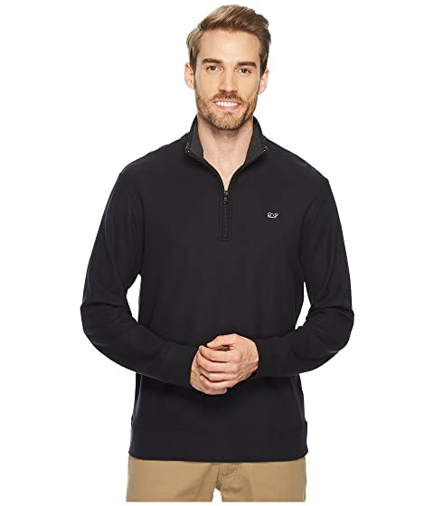 8e8310b61 Vineyard Vines Saltwater ¼ Zip Pullover at Zappos.com