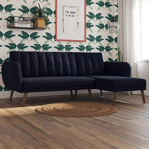 Blue Sectional Sofa Beds: Amazon.com