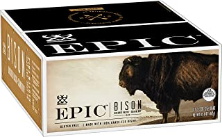 Epic Natural Bison Uncured Cranberry