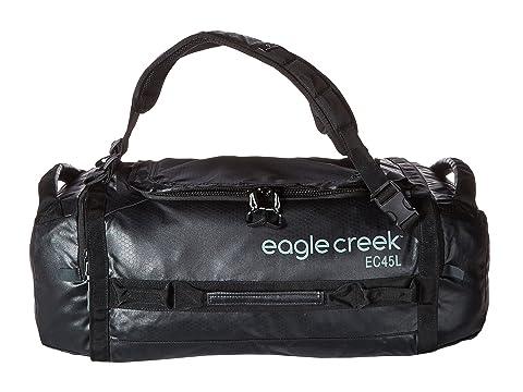 Creek Hauler Duffel 45 Negro S L Cargo Eagle fPwqBC