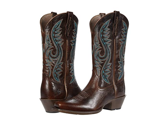 Ariat  Sundown (Chocolate Chip) Womens Pull-on Boots
