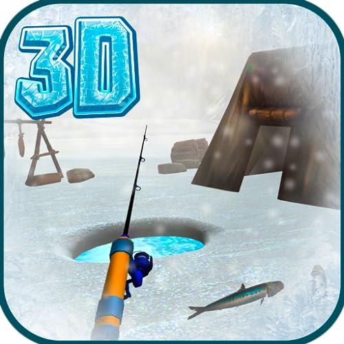 Pro Fisher Simulator 3D: Winter