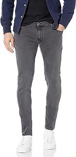 Nudie Unisex Skinny Lin Concrete Grey Jeans