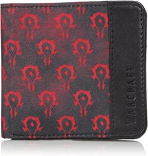 Warcraft Men's Movie Horde Logo Wallet