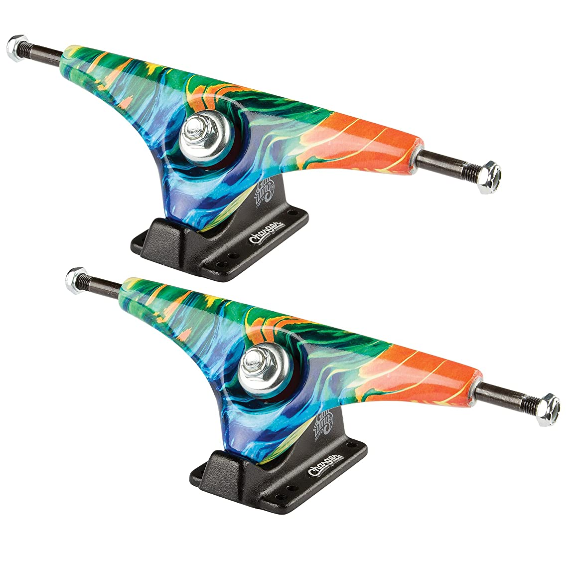 Gullwing Charger Longboard Skateboard Trucks Set of 2