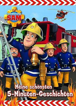 Feuerwehrann Sa eine schönsten 5inutenGeschichten by Panini