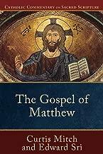 catholic commentary on matthew
