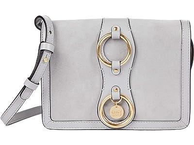 See by Chloe Roby Crossbody Bag (Artic Ice) Cross Body Handbags