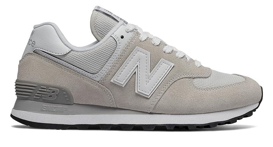 助言する言い訳フライト(ニューバランス) New Balance 靴?シューズ レディースライフスタイル 574 Overcast US 6 (23cm)