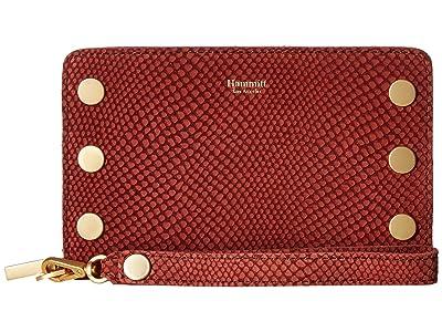 Hammitt 395 North (Henna Snake/Brushed Gold) Handbags