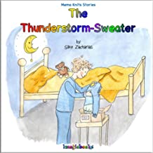 The Thunderstorm-Sweater (illustrated)