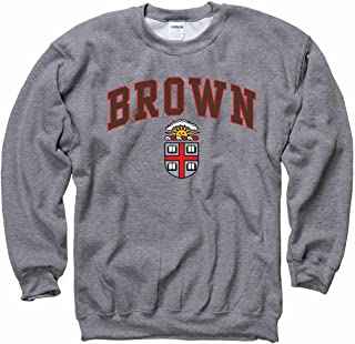 Campus Colors NCAA Adult Arch & Logo Gameday Crewneck Sweatshirt - Multiple Teams, Size