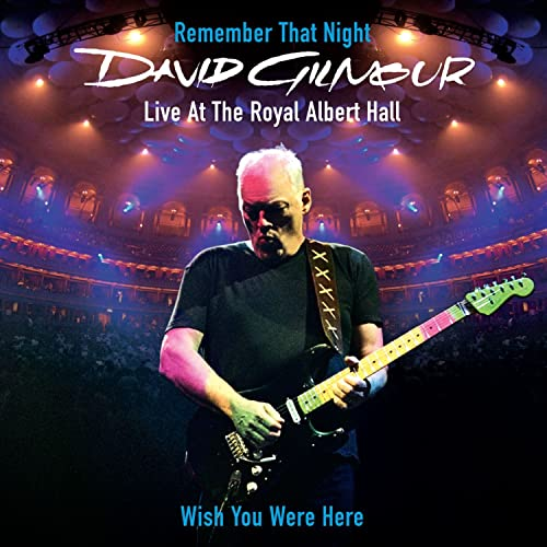 Wish You Were Here (Live At The Royal Albert Hall) de David ...