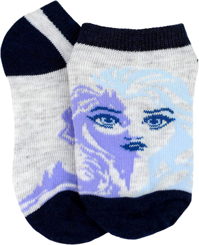 Disney Girls' Frozen 5 Pack Character Socks