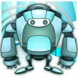 Livre de coloriage de robot