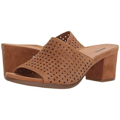 Earth Ibiza (Amber Silky Suede) Women