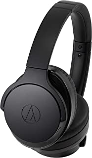 audio-technica QUIETPOINT ノイズキャンセリングワイヤレスヘッドホン Bluetooth マイク付 ATH-ANC900BT