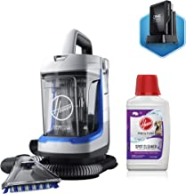 Hoover ONEPWR Spotless GO Cordless Carpet and Upholstery Cleaner with Paws and Claws Cleaning Solution (32oz), BH12001, AH...