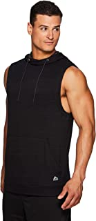 RBX Active Men's Sleeveless Pullover Hoodie