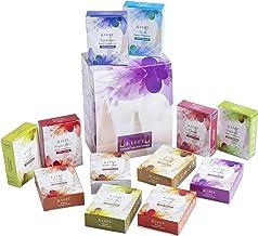 Eleet Assorted Natural Incense Cones Premium Quality- 12 Premium Fragrances 10 Cones Each Incense Hand Rolled in India Tot...