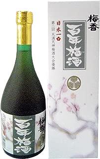 明利酒類 梅香 百年梅酒 瓶 [ 720ml ]