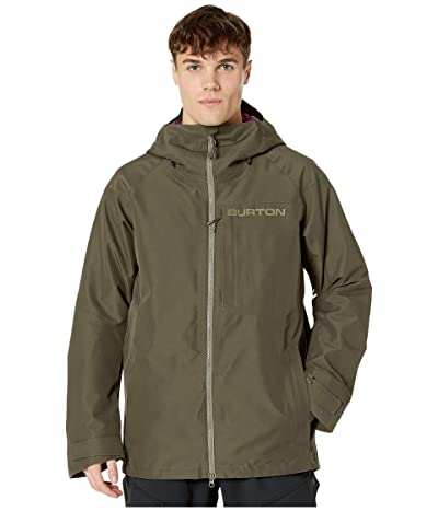 Burton Gore-Tex Radial Insulated Jacket (Keef) Men