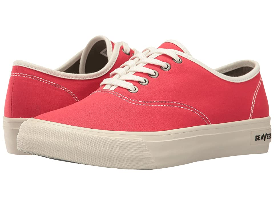 SeaVees 06/64 Legend Sneaker Standard (Lifeguard Red) Women