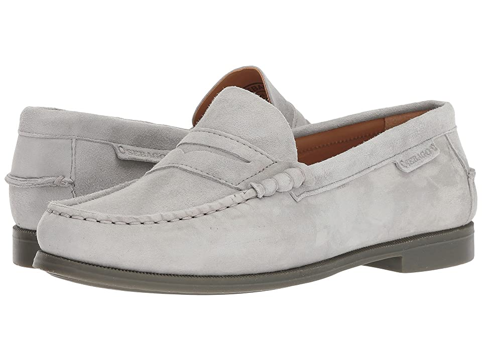Sebago Plaza II (Light Grey Suede) Women