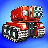 Blocky Cars - panzer spiele, online spiele