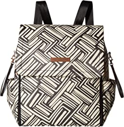 Brushes Boxy Backpack