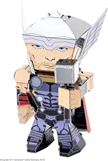 Metal Earth MEM004 Avengers Thor Model