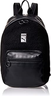 Puma Prime Time Archive Backpack -p Black Bag For Women, Size One Size
