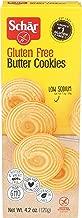 Schär Gluten Free Butter Cookies, 4.2 oz.