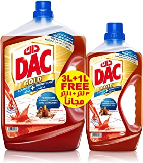 Dac Disinfectant Gold Oud - 3+1L