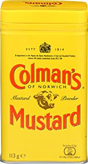 Colman's Dry Mustard Powder, 4-Oz., Pack of 4