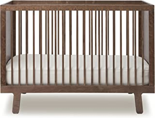 Oeuf Sparrow Crib, Walnut