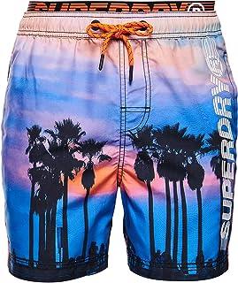 Superdry State Volley Swim Short Pantalones Cortos para Hombre
