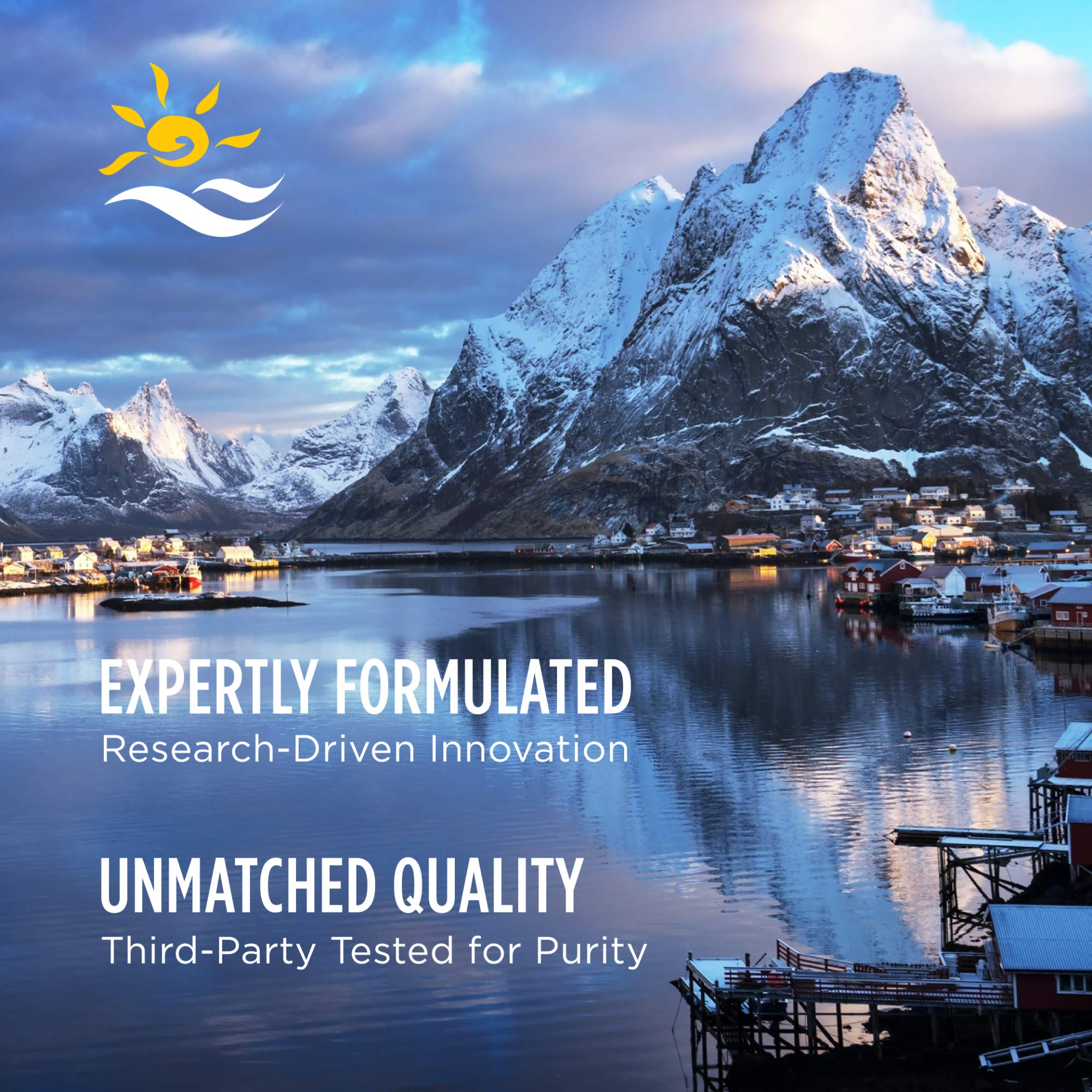 Nordic Naturals Vitamin D3 5000, Orange - 5000 IU Vitamin D3-120 Mini Soft Gels - Supports Healthy Bones, Mood & Immune System Function - Non-GMO - 120 Servings