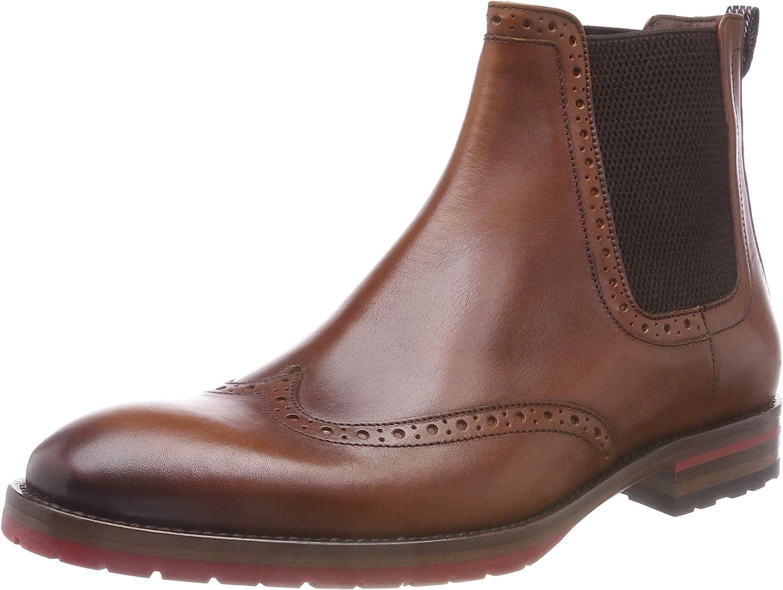 Floris van Bommel Herren 10329/03 Chelsea Boots B079X64QGP  | Passend In Der Farbe